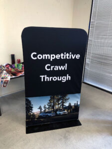 Printed Pop Up Banner