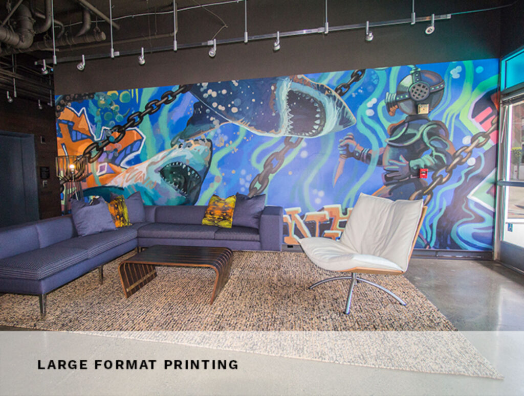 Large Format Printing at Colorzone