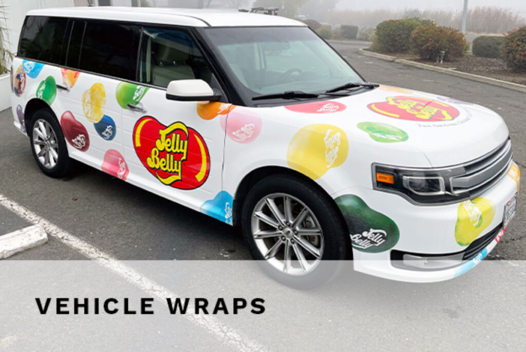 Vehicle Wraps by ColorZone