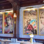 Interior Signage at Colorzone