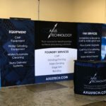 Pop Up Displays with Colorzone