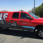 Truck Wraps at Colorzone