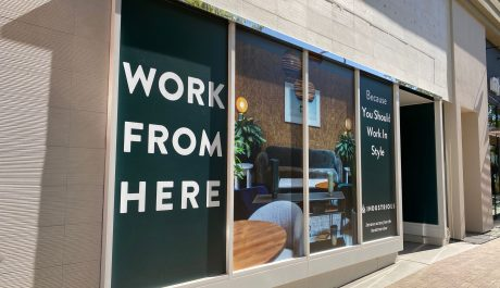 Window Clings at ColorZone